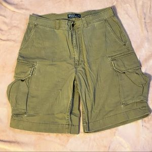 POLO by Ralph Lauren Chino Cargo Shorts 34